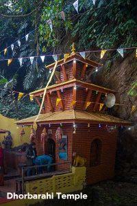 Dhorbarahi Temple